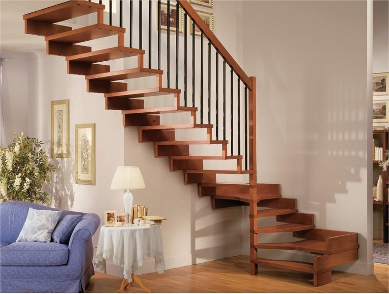 Scale cagliari scale per interni - Scale eleganti per interni ...